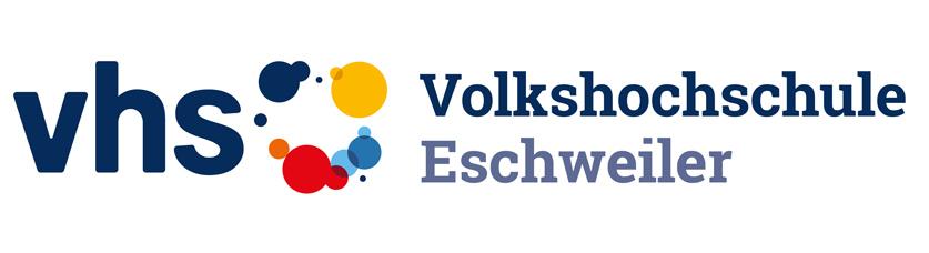 Logo der vhs Eschweiler