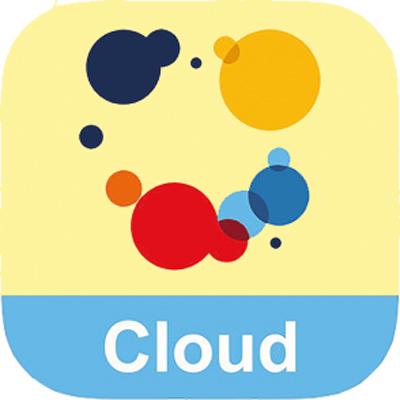 Icon für die vhs.cloud